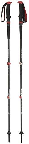 Black Diamond Trekkingstock Trail Pro Shock / Verstellbare Wanderstöcke mit Control Shock-System zum Abfangen harter Stöße, One Size - 1